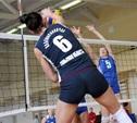 «Новомосковочка» проиграла волейболисткам из Челябинска