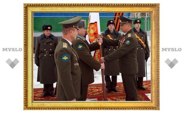 У тульских «панфиловцев» появился новый командир