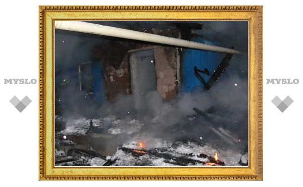 В числе пяти жертв пожара в Туле есть 8-летний ребенок