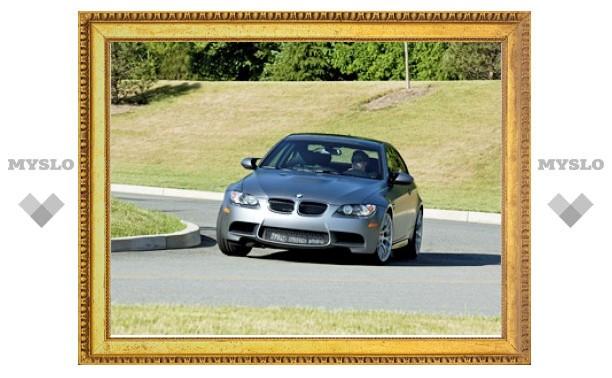 BMW выпустит спецсерию купе M3 для США