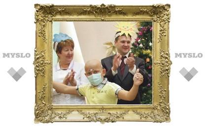 Депутаты устроили детям праздник