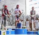 В мужской групповой велогонке весь пьедестал достался «Вертолетам России»