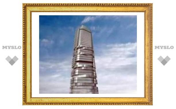 В России появятся вращающиеся небоскребы