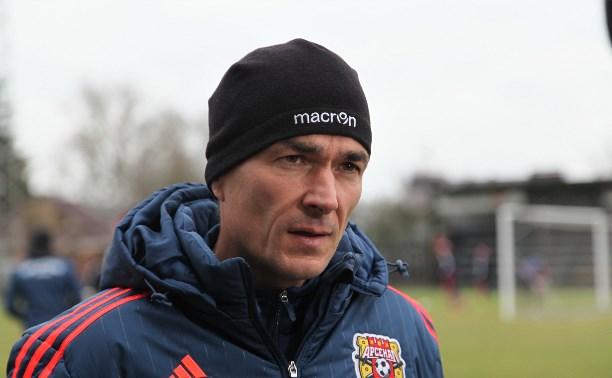 Виктор Булатов номинирован на звание лучшего тренера ФНЛ в октябре