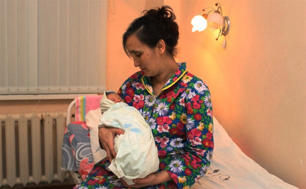 Первый ребенок нового года в Туле - девочка!