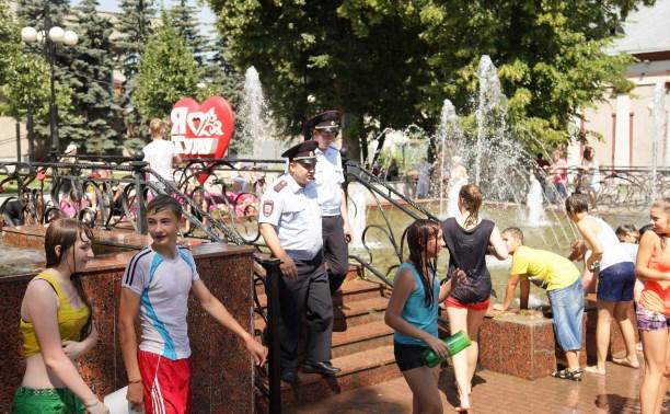 Ремонт фонтана возле драмтеатра обойдется городу в 9 миллионов рублей