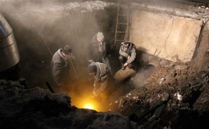 В Ефремове сотни людей остались без тепла