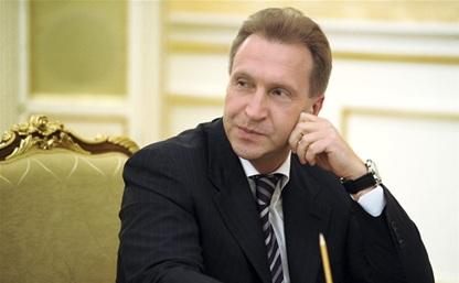 Владимир Груздев обсудил вопросы развития региона с первым зампредом Правительства РФ