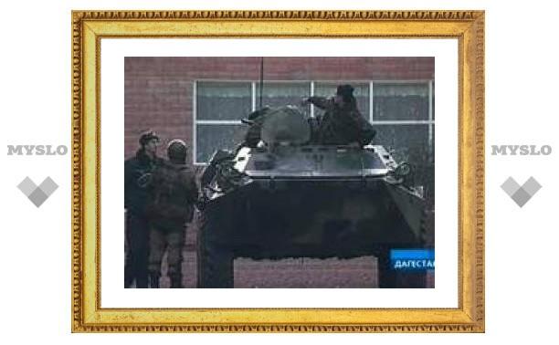 Под Кизляром уничтожили банду из трех боевиков