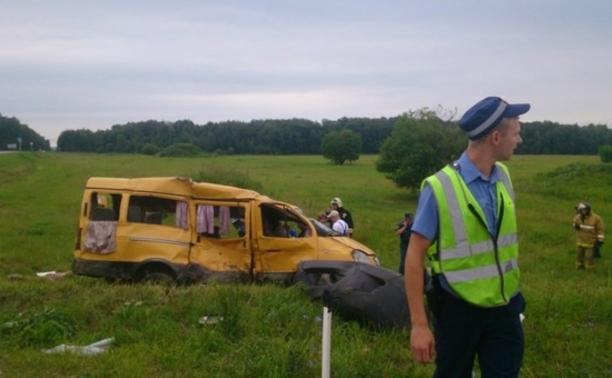 В ДТП с погибшей пассажиркой виноват водитель «Газели»