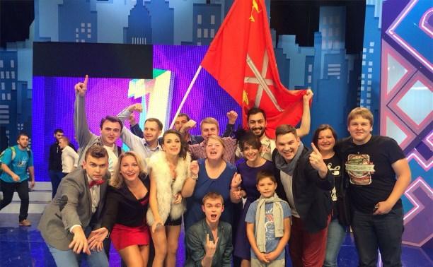 «Сборная Тульской области» вышла в финал Первой лиги КВН