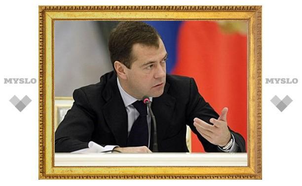 Медведев назвал позорным отсутствие сетей 3G в Москве