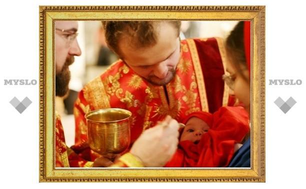 В Ирландии священники перестанут причащать из одной чаши, опасаясь свиного гриппа