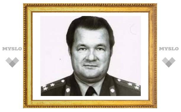В Туле скончался полковник милиции