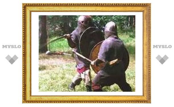 Тульские гладиаторы вернулись с победой