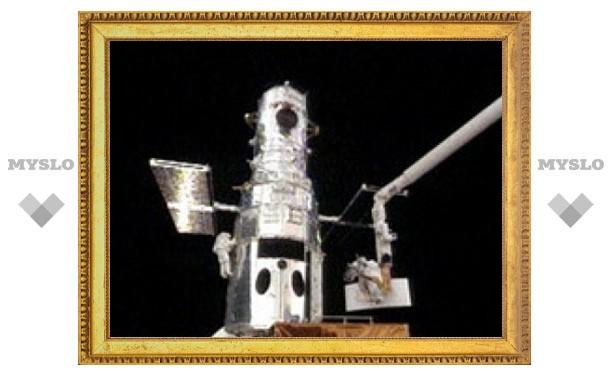 """Телескоп """"Хаббл"""" обзавелся новой камерой"""