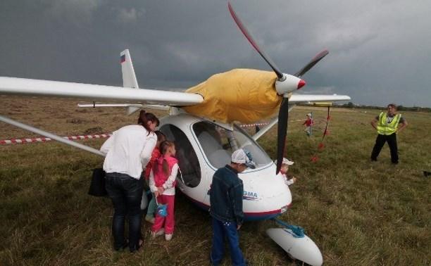 Туляков приглашают на воздушный фестиваль «Тульское небо»