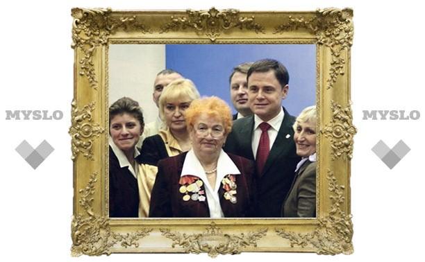 Губернатор Тульской области Владимир Груздев: «Я в регионе надолго!»