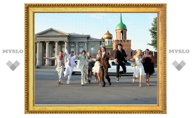 Найди фотографии всех тульских выпускников