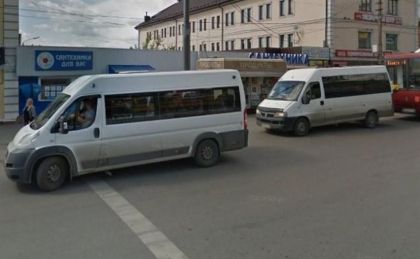 В Туле перенесут остановку «Площадка»