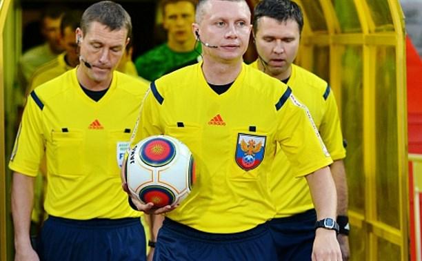 Матч «Локомотив» — «Арсенал» рассудит арбитр из Балашихи