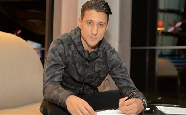 Официально: Михаил Александров — игрок «Арсенала»