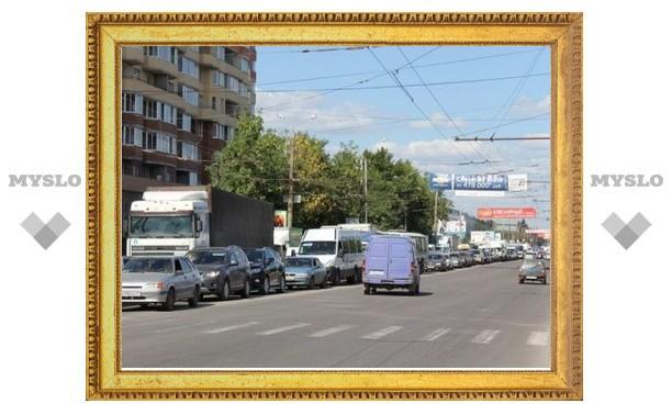 Новая развязка в Туле разгрузит проспект Ленина