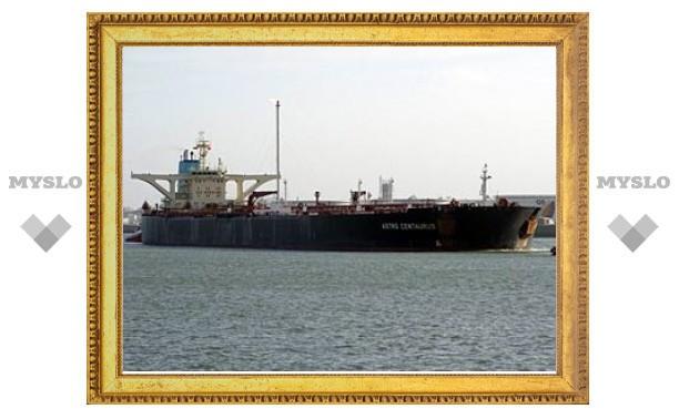 """Танкер """"Маран Cентаурус"""" оказался крупнейшей добычей пиратов"""