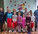 Сотрудники тульского УФСИН посетили детский реабилитационный центр
