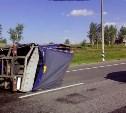 В Ясногорском районе грузовая «Газель» попала в ДТП