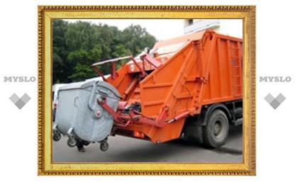 Городские власти пересмотрят график вывоза мусора