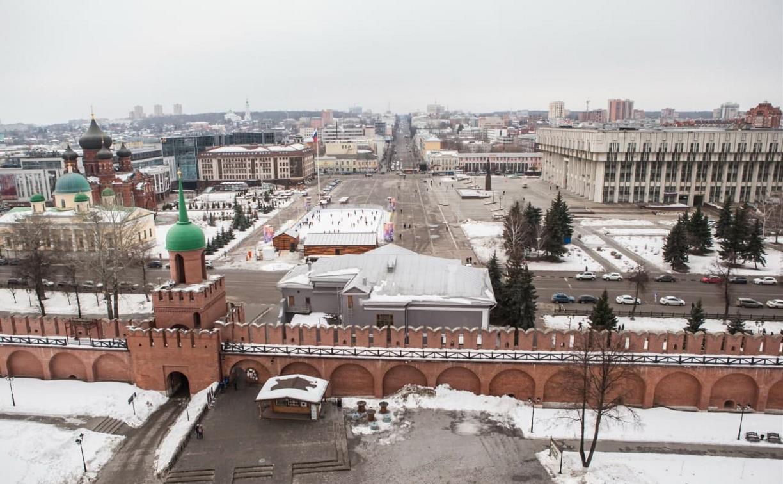 Тульские архитекторы предложили провести реновацию площади Ленина