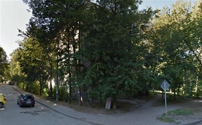 Проект перевода территории по ул. Софьи Перовской в зону парков одобрили