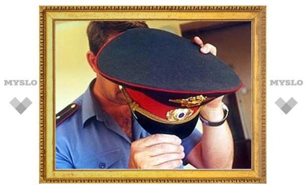 Алексинский участковый воспользовался поддельным дипломом