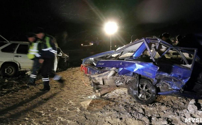 Полицейский погиб в ДТП под Киреевском: следователи возбудили уголовное дело