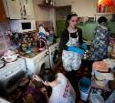 В Туле бомж украл из коммунальной квартиры стиральную машину