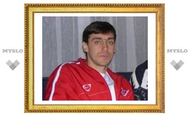 Футболист Юрий Ковтун сыграет с туляками