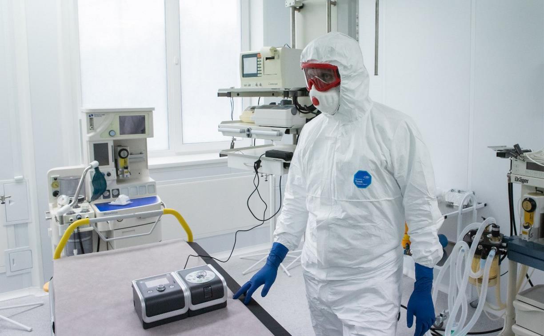 На 9 мая в Тульской области зарегистрировано 86 новых заболевших коронавирусом