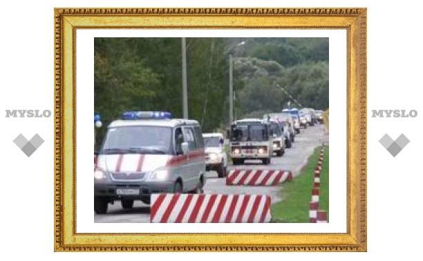 Тульские спасатели вернулись из Осетии