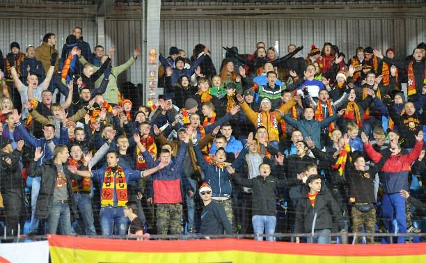 15 апреля в Туле стартует продажа билетов на матч «Арсенал» — «Спартак»