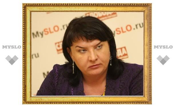 Алиса Толкачева: «Экс-губернатору и его замам компенсации не положены по закону»