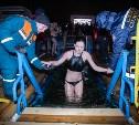 Крещенские купания в Туле под вопросом: слишком тонкий лёд