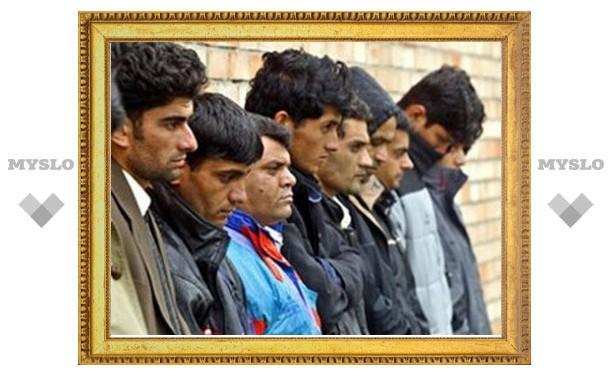 Два мигранта из Узбекистана задержаны за кражу металла
