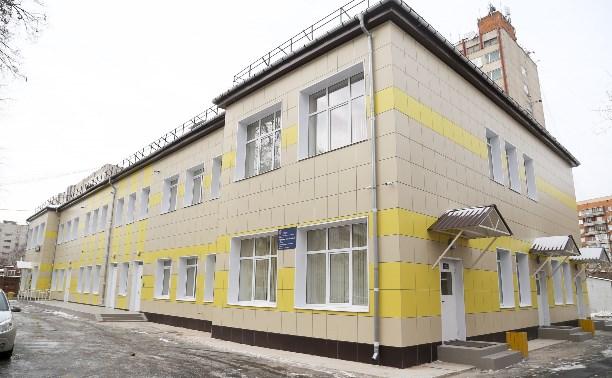 В Туле после капремонта открылось инфекционное отделение горбольницы