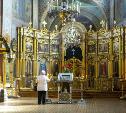 Жителям Тульской области разрешили посещать церкви и храмы