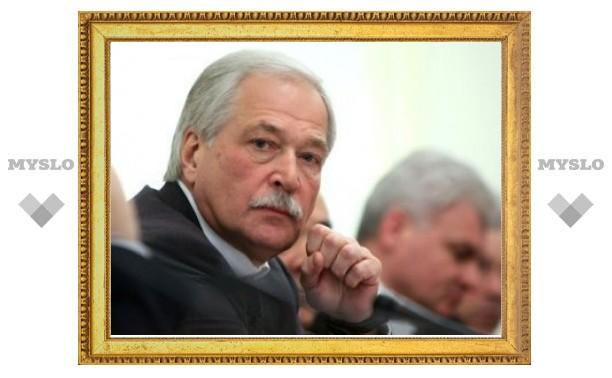 Грызлов поддержал отставку Миронова