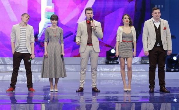 «Сборная Тульской области» стала чемпионом Первой лиги КВН
