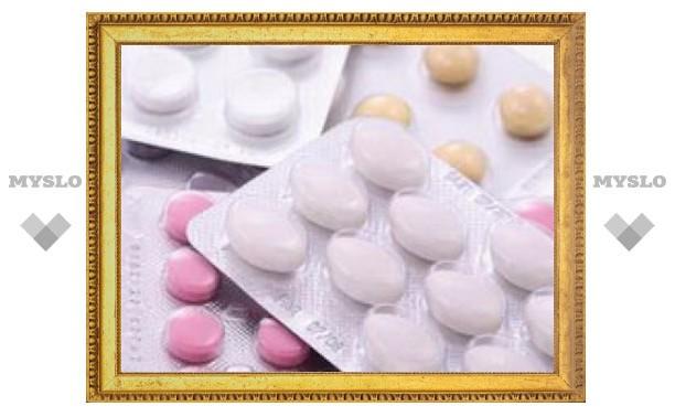 В РФ установят предел роста цен на лекарства