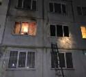 При пожаре в Узловой погибли женщина и ее маленький сын