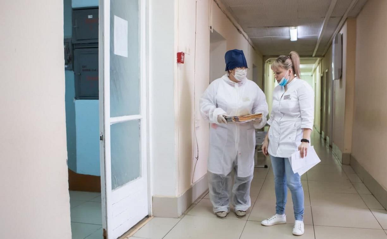У 201 жителя Тульской области за сутки подтвержден коронавирус
